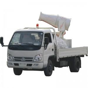 3WD2000-30D型电动抑尘车