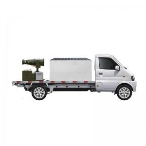 3WD2000-30S型太阳能电动除尘雾炮车